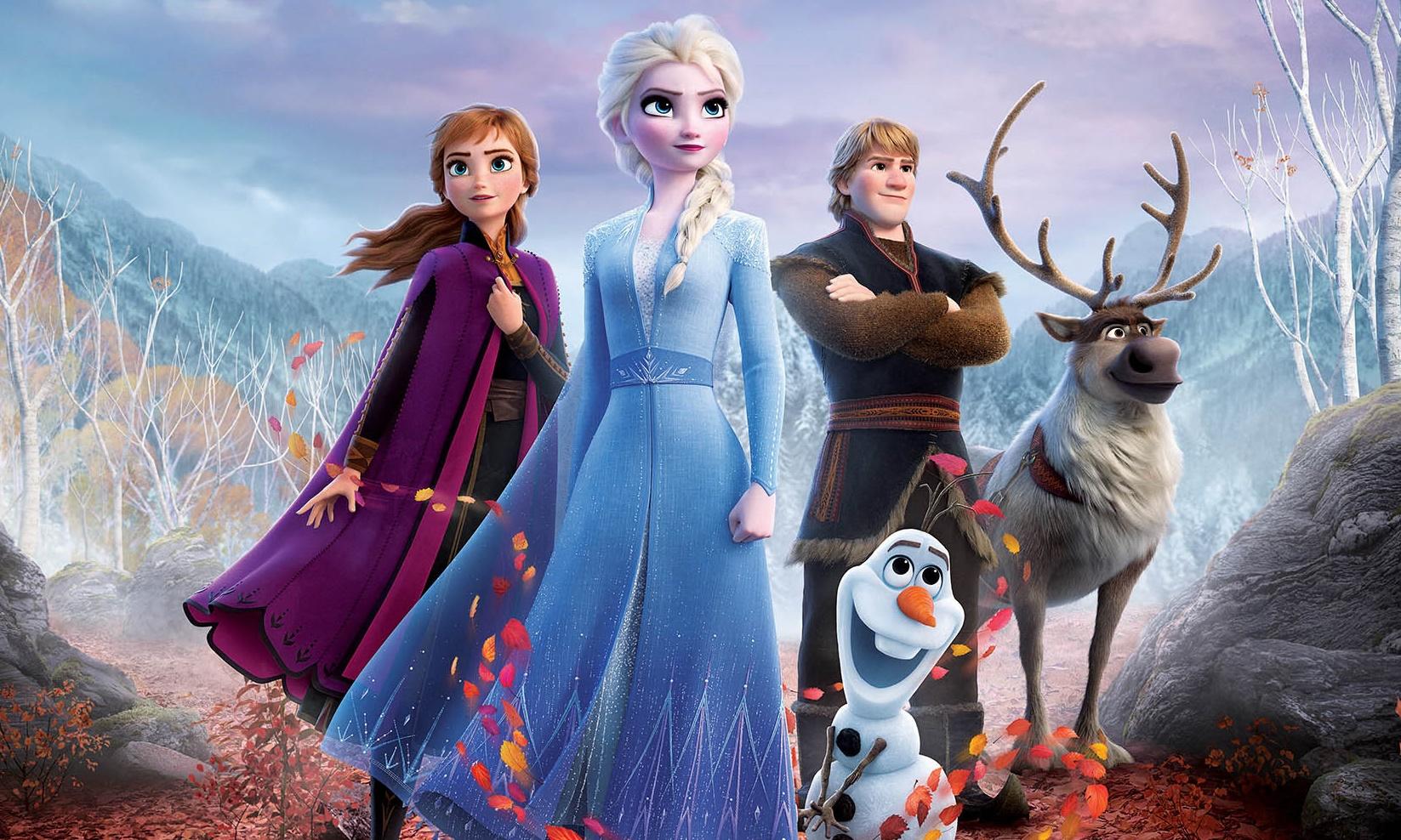 รีวิว หนัง frozen 2